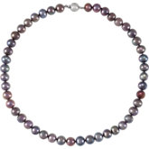 Freshwater Cultured Pearl Necklace or Bracelet