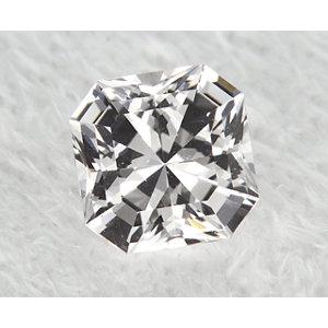 Sapphire Asscher 1.22 carat White Photo
