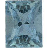 Cushion Genuine Aquamarine (Black Box)
