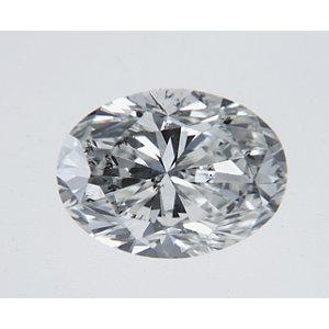 Oval 0.33 carat H SI2 Photo