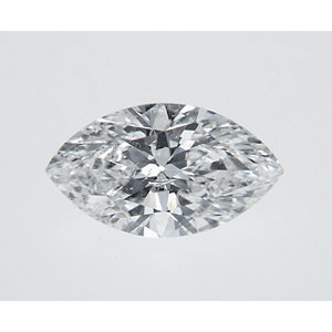 Marquise 0.52 carat D SI2 Photo