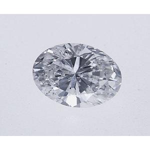 Oval 0.32 carat E SI2 Photo