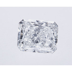 Radiant 0.50 carat H VS2 Photo