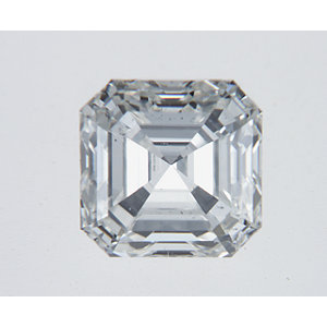 Asscher 0.52 carat I VS2 Photo
