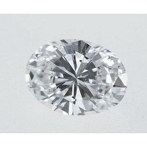 Oval 0.30 carat D SI2 Photo