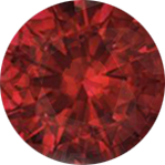 Top Red Ruby
