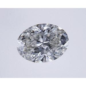 Oval 1.03 carat I SI2 Photo