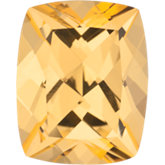 Antique Cushion SWAROVSKI GEMSTONES™ Genuine Honey Topaz