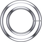 1.3 mm ID Round Jump Rings