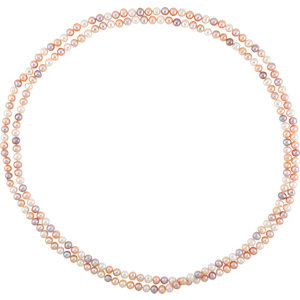 8-9mm Multi-Color Freshwater Cultured Pearl 72