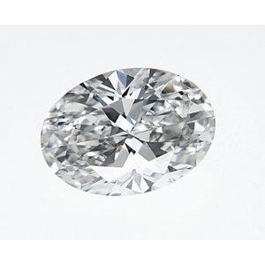 Oval 0.37 carat G VS1 Photo