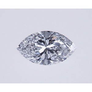 Marquise 0.40 carat D I1 Photo