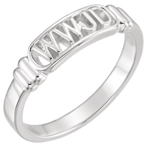 What Would Jesus Do Ring