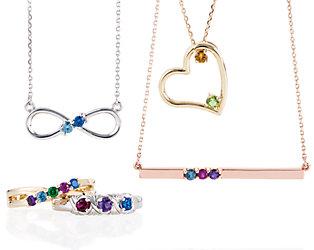 Family jewelry family crest rings family pendants stuller aloadofball Images