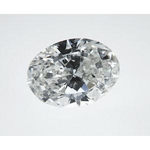 Oval 1.20 carat I I1 Photo