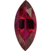 Marquise Genuine Ruby (Black Box)