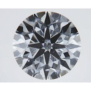 Round 1.51 carat F SI2 Photo