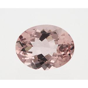 Morganite Oval 1.68 carat Pink Photo