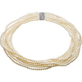Pearl Necklace or Bracelet