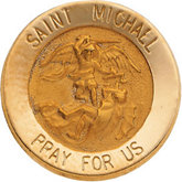 St. Michael Lapel Pin