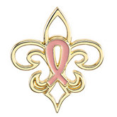 Pink Pourri™ Breast Cancer Awareness Lapel Pin
