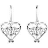 Pure in Heart Earrings