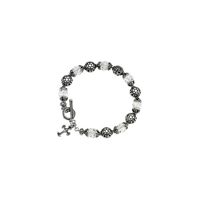 Sterling Silver Good and Perfect™ Bracelet