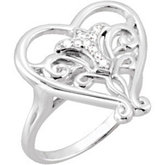 Pure in Heart Ring
