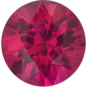 Ruby Round 0.23 carat Red Photo