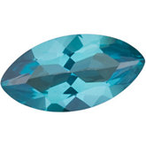 Marquise Genuine Teal  Topaz