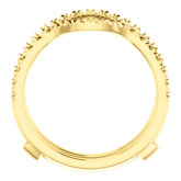 French-Set Ring Guard