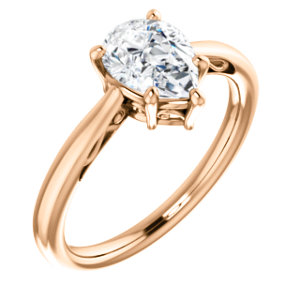 Solitaire Engraved - $607