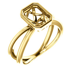 Criss-Cross Ring