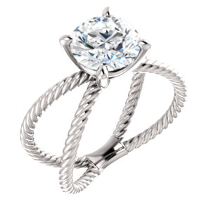 Solitaire Engraved - $779