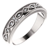 Celtic-Inspired Anniversary Band