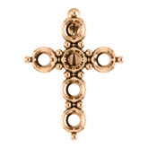 Accented Cross Necklace or Pendant