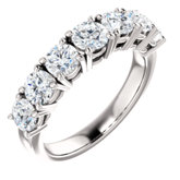 Seven-Stone Engagement Ring