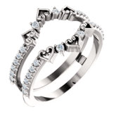 Accented Ring Guard