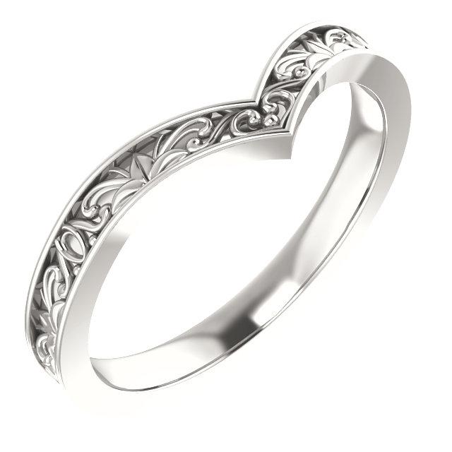 Sterling Silver Vintage-Inspired