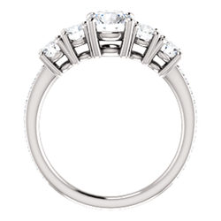 Five-Stone Engagement Ring