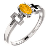 Youth Cross Ring