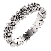 Cluster Eternity Band