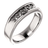 Men's Five-Stone Ring