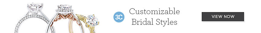 Customizable Bridal Styles | View Now