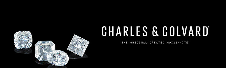 Charles and Colvard Created Moissanite