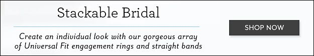 Stackable Bridal Banner