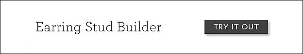 Earring Stud Builder Search Promo Banner