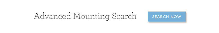 Advanced Mounting Search for Mountings Launch Page