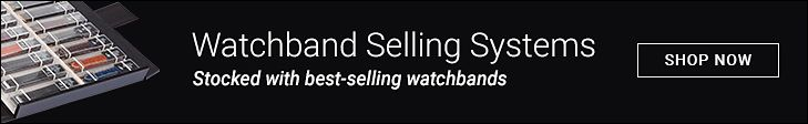 Watchband Selling Systems | Stocked with best-selling watchbands