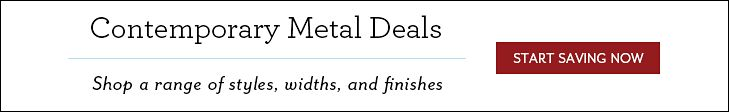 Contemporary Metal Deals
